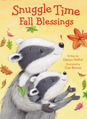 Snuggle Time Fall Blessings Cover Image