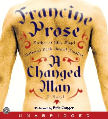 A Changed Man CD Cover