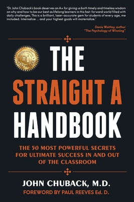 Cover for The Straight a Handbook