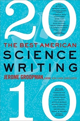 The Best American Science Writing Cover