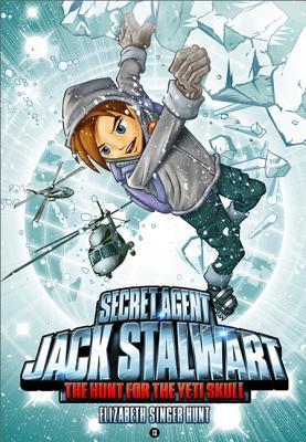 Secret Agent Jack Stalwart: Book 13: The Hunt for the Yeti Skull: Nepal (The Secret Agent Jack Stalwart Series #13) Cover Image