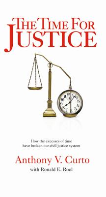 The Time for Justice Cover