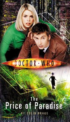 Doctor Who: The Price of Paradise Cover Image