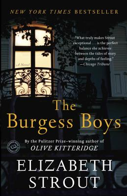 The Burgess Boys: A Novel Cover Image