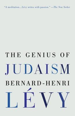 The Genius of Judaism Cover Image