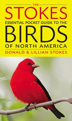 The Stokes Essential Pocket Guide to the Birds of North America Cover Image