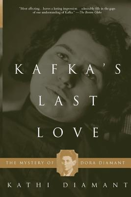 Kafka's Last Love Cover