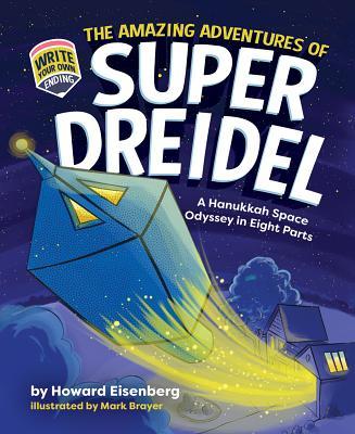 The Amazing Adventures of Super Dreidel Cover Image