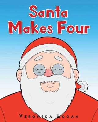 Santa Makes Four Cover Image