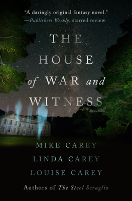 Cover for The House of War and Witness