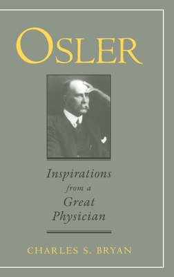 Osler: Inspirations from a Great Physician Cover Image