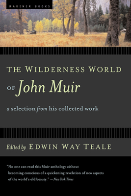 The Wilderness World of John Muir Cover Image