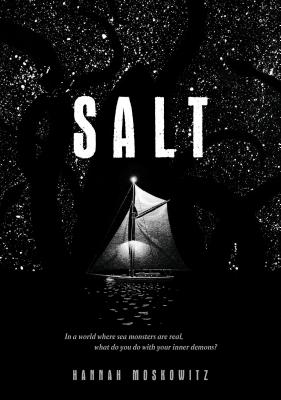 Salt: (Middle Grade Novel, Kids Adventure Story, Kids Book about Family) Cover Image