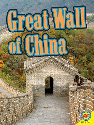 Cover for The Great Wall of China with Code
