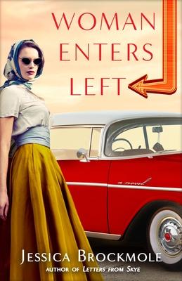 Woman Enters Left: A Novel cover