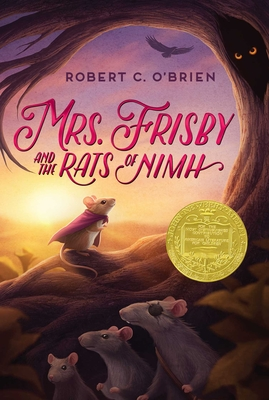 Mrs. Frisby and the Rats of NIMH Cover