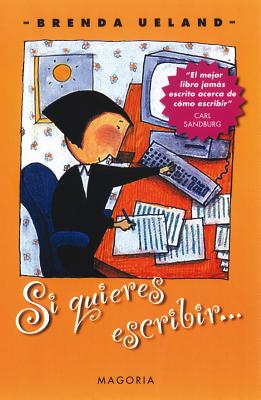 Si Quieres Escribir... = If You Want to Write Cover Image