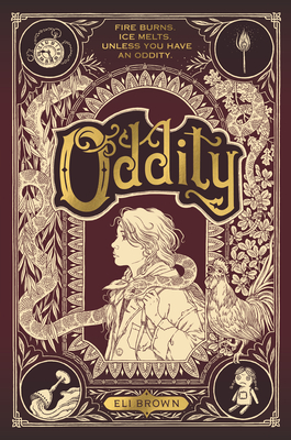 Oddity Cover Image
