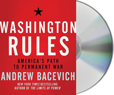 Washington Rules Cover