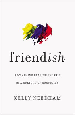 Cover for Friend-Ish