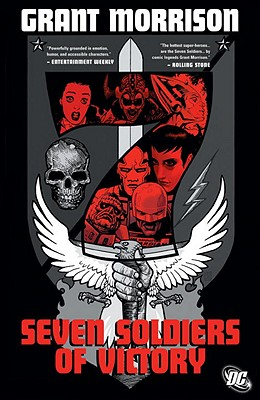 Seven Soldiers of Victory Book One Cover Image