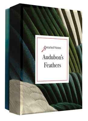 Audubon's Feathers: A Detailed Notes notecard box Cover Image