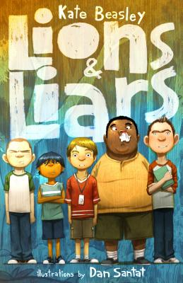 Lions & Liars Cover Image