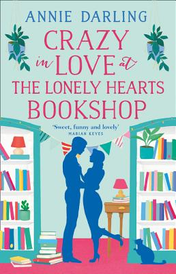 Crazy in Love at the Lonely Hearts Bookshop Cover Image