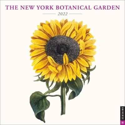 The New York Botanical Garden 2022 Wall Calendar Cover Image