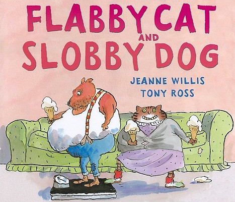 Flabby Cat and Slobby Dog Cover