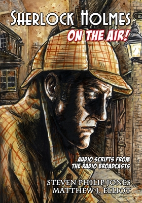Sherlock Holmes: On The Air Cover Image