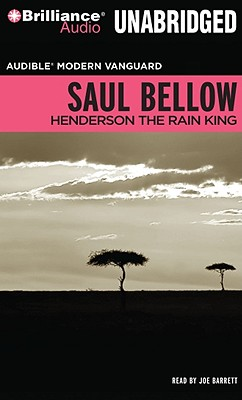 Henderson the Rain King Cover Image