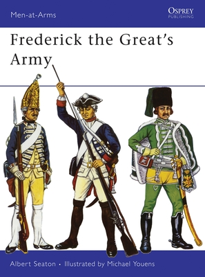 Frederick the Great's Army Cover
