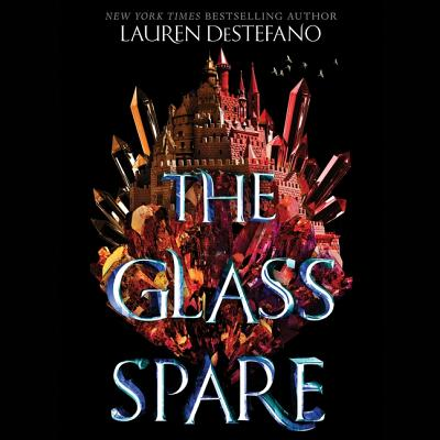 The Glass Spare Lib/E (Seventh Spare #1) Cover Image