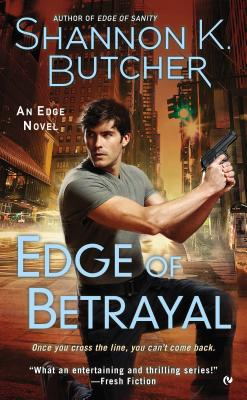 Edge of Betrayal (Edge Novel #4) Cover Image