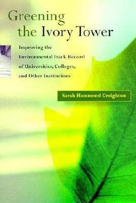 Greening the Ivory Tower Cover