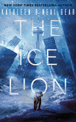 Cover for The Ice Lion