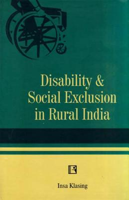 Disability and Social Exclusion in Rural India Cover Image