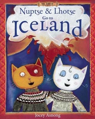 Nuptse and Lhotse Go to Iceland Cover Image