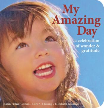 My Amazing Day: A Celebration of Wonder and Gratitude Cover Image