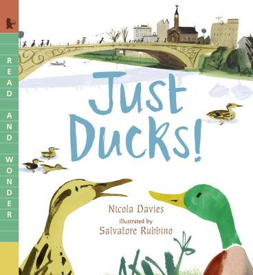 Just Ducks! (Read and Wonder) Cover Image