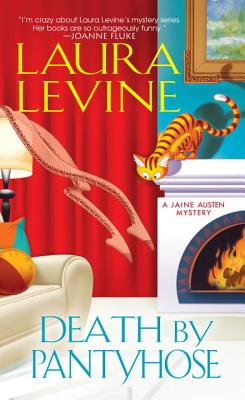 Death by Pantyhose (A Jaine Austen Mystery #6) Cover Image