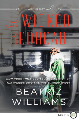 The Wicked Redhead: A Wicked City Novel (The Wicked City series) Cover Image