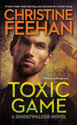 Toxic Game (A GhostWalker Novel #15) Cover Image