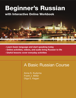 Beginner's Russian with Interactive Online Workbook Cover Image