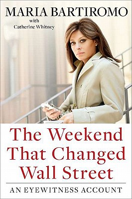 The Weekend That Changed Wall Street Cover