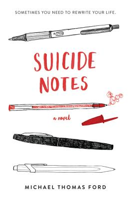 Suicide Notes Cover Image