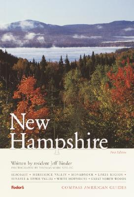 Compass American Guides: New Hampshire, 1st Edition Cover Image