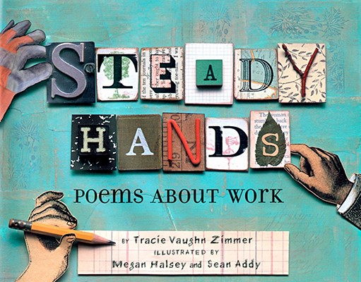 Steady Hands Cover