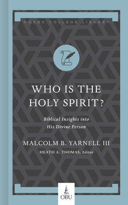 Cover for Who Is the Holy Spirit?